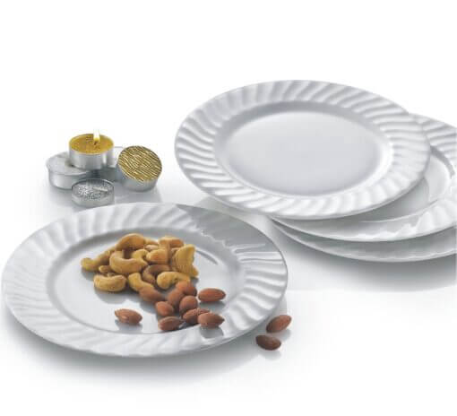 Snack Plates (set of 2)